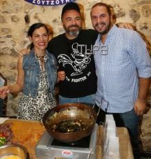 Μπήκαν στην πολίτικη κουζίνα του κέντρου της Αθήνας!