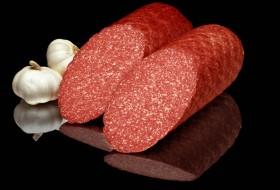 Beef salami