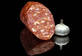 Vetrecina salami with chilli Italy