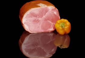 Italian smoked ham